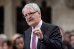 Transport Minister Marc Garneau answers a question during Question Period in the House of Commons on Parliament Hill in Ottawa, on Monday, Feb.1, 2016.  (Adrian Wyld / The Canadian Press)