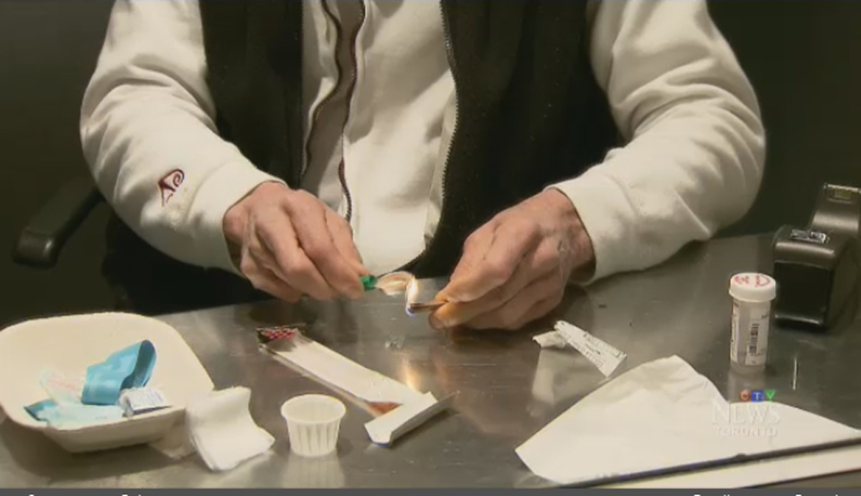 Toronto health officials are expected to unveil a new proposal to open safe injection facilities to the city.