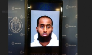 Picture of suspect in Canadian Forces recruitment centre stabbing: Ayanle Hassan Ali