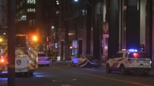 Financial District, crash