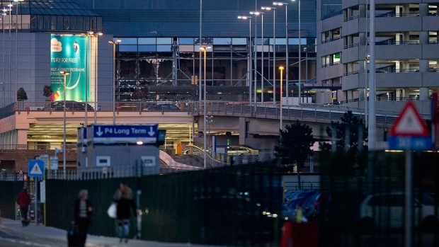 Deadly attack at airport in Brussels