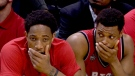 CTV News Channel: Raptors lose in Indiana
