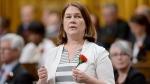 Health Minister Jane Philpott