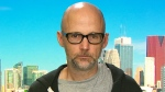 Music artist and author, Moby