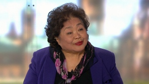 'I found myself in total darkness': Hiroshima surv