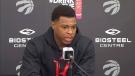 Raptors hold season ending media avail