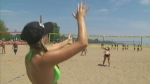 CTV Toronto: Torontonians beat the heat
