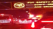 MyNews: Flames rise from major crash