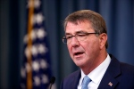 Defense Secretary Ash Carter speaks during a news conference at the Pentagon, Thursday, June 30, 2016, where he announced new rules allowing transgender individuals to serve openly in the U.S. military. (AP / Alex Brandon)
