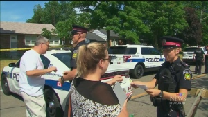 residents mississauga explosion
