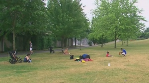 A kid's sports program was relocated after Upper Beaches residents complained about noise.