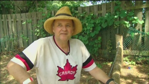 Norbert Hildebrant – a life-long Toronto resident and avid hiker -- became stranded on the Scarborough Bluffs and spent the night on the rocks.