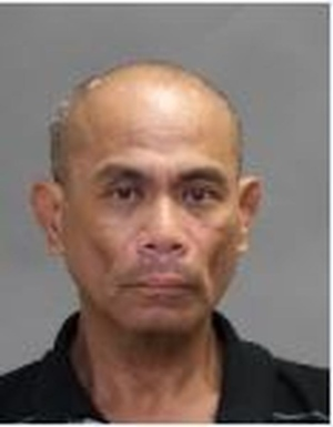 Liberito Panaga, 50, is shown in this handout photo. Panaga has been charged with sexual assault and sexual interference. (Toronto Police Service)