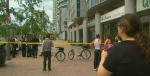 suspicious package, downtown condo