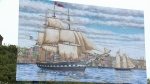 Murals popping up over Saint John, N.B. as revital