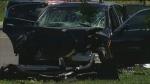 markham crash