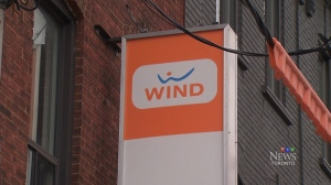 The Wind Mobile logo is shown in this image.