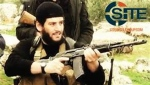 "This undated militant image provided by SITE Intel Group shows Abu Muhammed al-Adnani, the Islamic State militant group's spokesman who IS say was ""martyred"" in northern Syria. (SITE Intel Group via AP)"