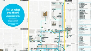 The Financial District BIA has released a new map of the underground PATH system and wants the public to weigh in on its design.