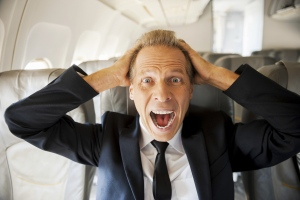 New figures released from the aviation industry reveal that incidents of air rage is on the rise.(g-stockstudio / Istock.com)