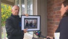 brampton crash, victims father