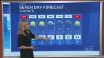 CTV Toronto: Cool temperatures this weekend