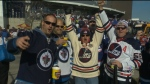 Fans relive NHL memories at alumni game