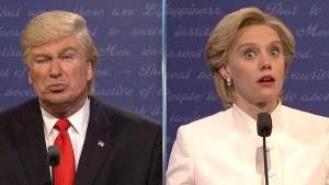 CTV News Channel: SNL spoofs final debate