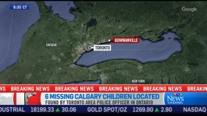 CTV News Channel: 6 missing children located