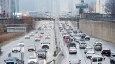 Gardiner Expressway in Toronto