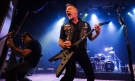 Metallica plays at the Opera House, a small venue with a 950 person capacity, in Toronto, Tuesday November 29, 2016. THE CANADIAN PRESS/Mark Blinch