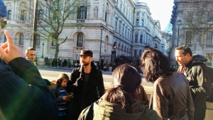 A Harry Potter walking tour through the streets of London (Angela Mulholland)