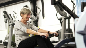 Older adults with a high level of psychological well-being could also be more likely to take part in physical exercise according to a new U.S. study. © Mypurgatoryyears / Istock.com