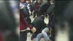 TTC brawl