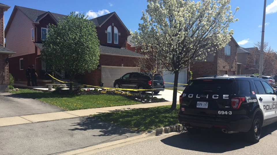 Angelo Musitano fatally shot near Waterdown home