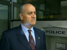 OPP Commissioner Julian Fantino speaks with CTV Toronto, Wednesday, May 27, 2009.