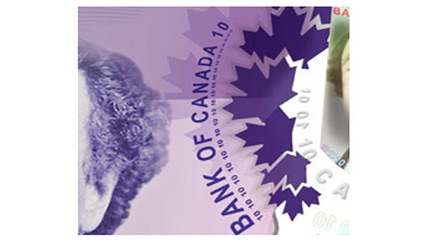 Horizontal currency Bank of Canada