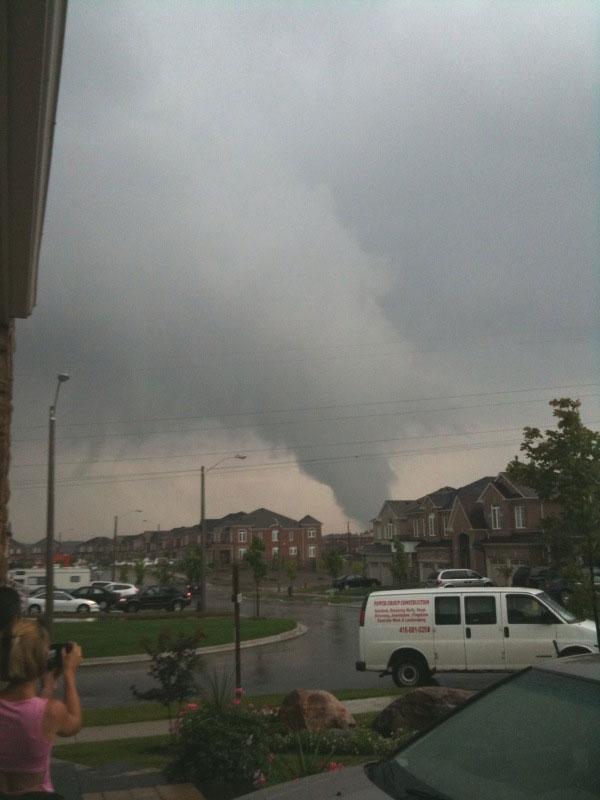 Vicious storm system kills one, causes heavy damage | CTV Toronto News