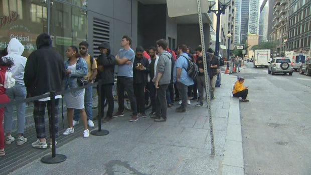 Chick-fil-A Toronto: Protesters crash grand opening of