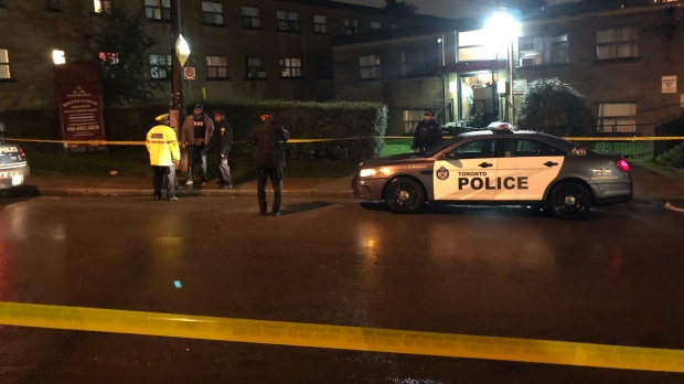 Five Teens Injured After Shooting In Toronto S West End Ctv News