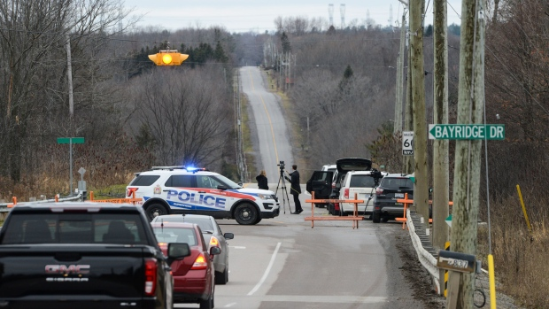Kingston plane crash