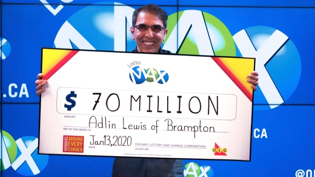 olg winning numbers for lotto max
