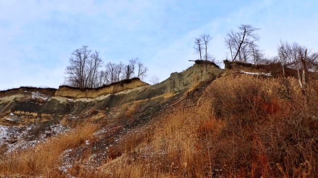 Scarborough bluffs, fool's paradise