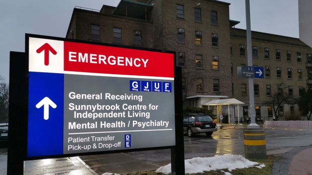Sunnybrook Hospital in Toronto