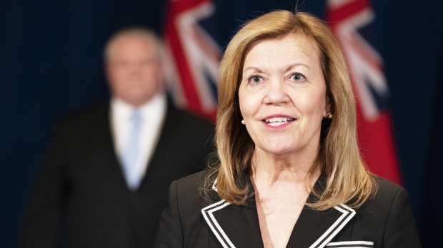 Premier wants Ontario to be a global leader on COVID-19 research