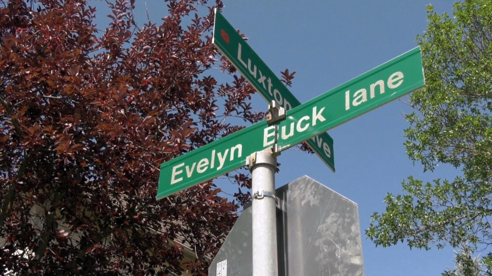 evelyn buck lane