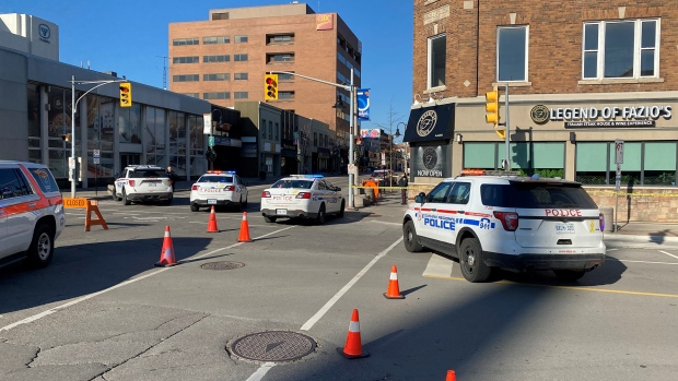 Oshawa double shooting