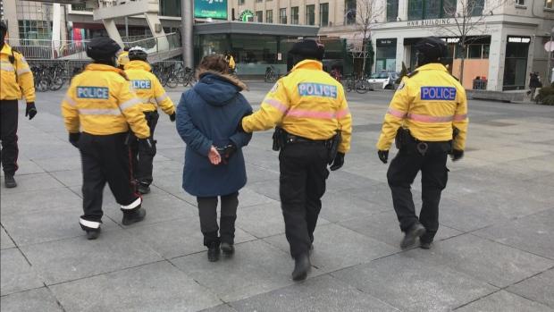 Toronto arrest