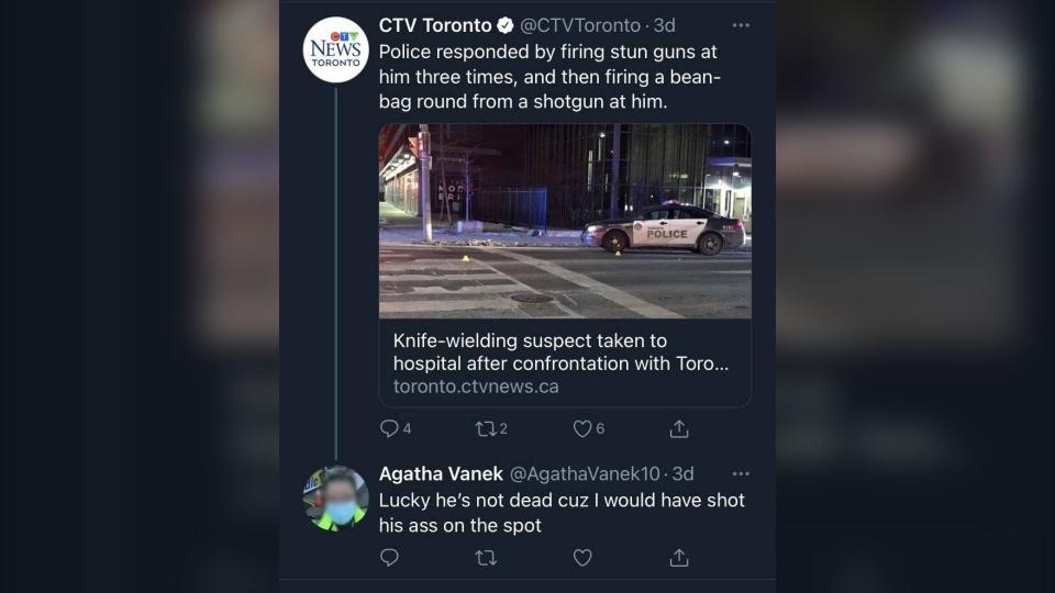 controversial paramedic tweet