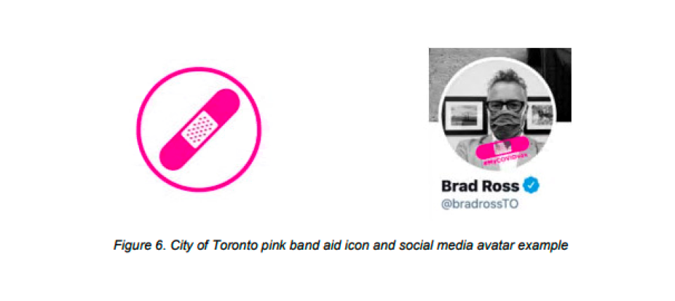 pink Band-Aid campaign